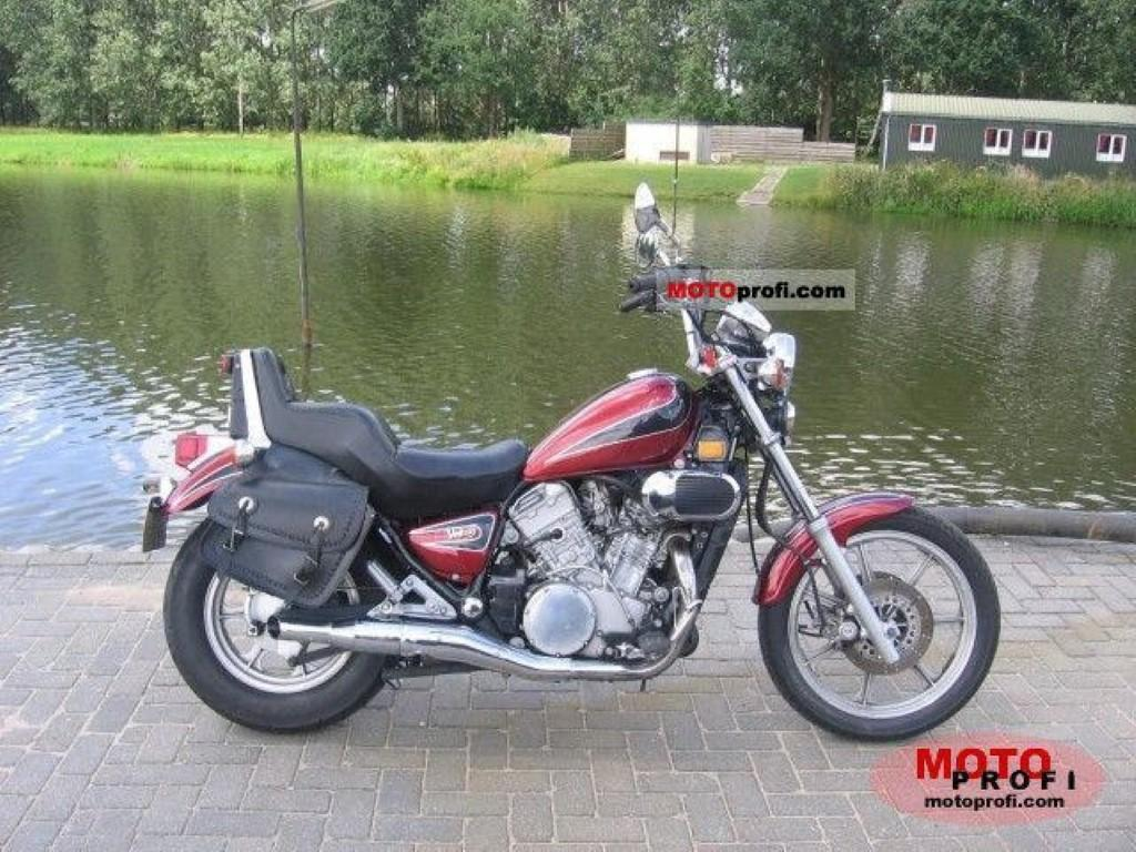 Kawasaki VN750 Twin (reduced effect) 1990 #2