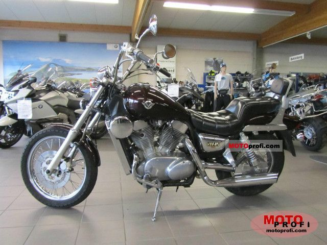 Kawasaki VN750 Twin (reduced effect) 1990 #3