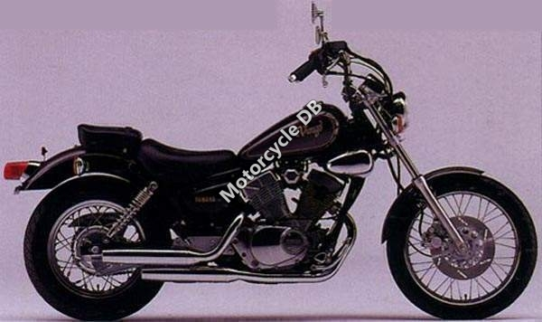 Kawasaki VN750 Twin (reduced effect) 1990 #8