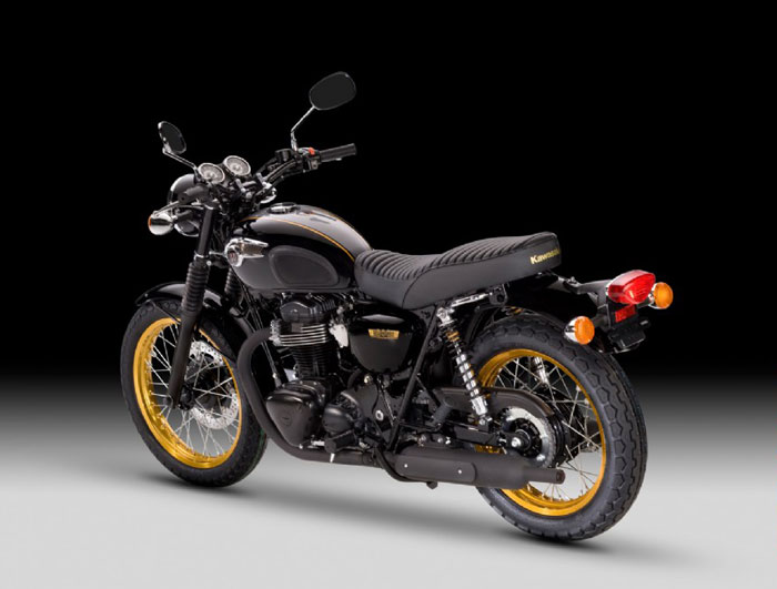 Kawasaki W800 Chrome Edition 2014 #13