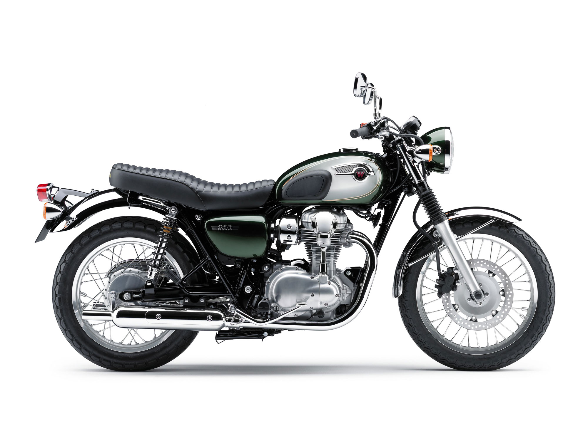 Kawasaki W800 Chrome Edition 2014 #4