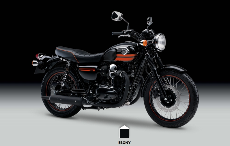 Kawasaki W800 Chrome Edition 2014 #5