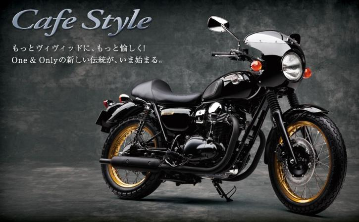 Kawasaki W800 Chrome Edition 2014 #6