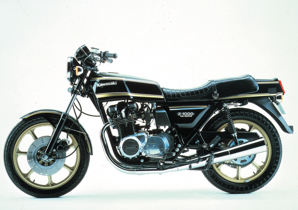 1980 Kawasaki Z1000 Fuel Injection Moto Zombdrive Com