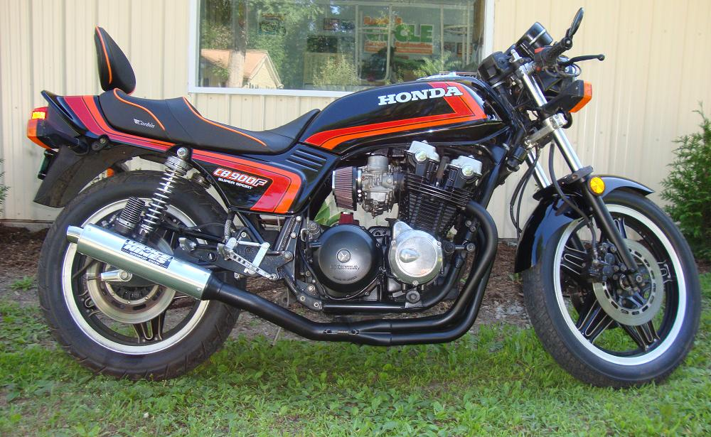 Kawasaki Z1300 (reduced effect) 1982 #5