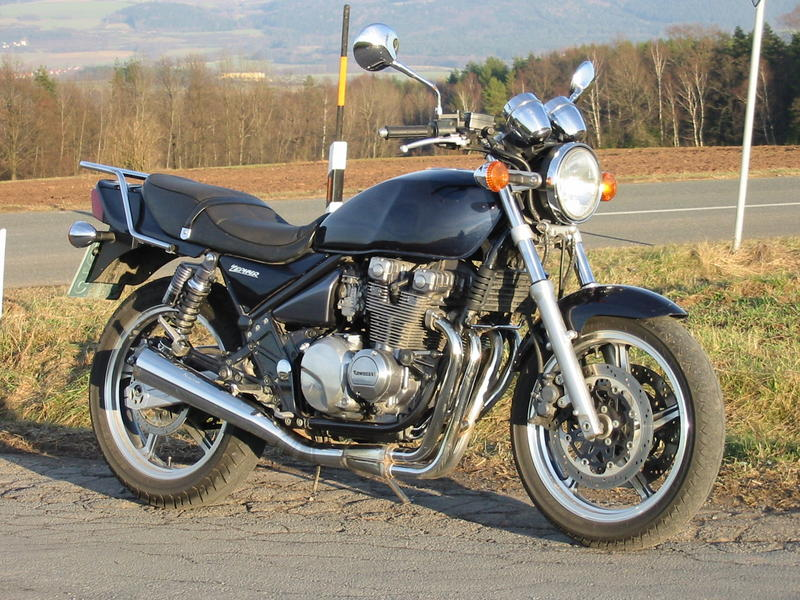 Kawasaki Z400F (reduced effect) 1984 #10