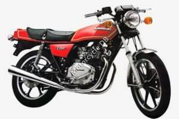 Kawasaki Z450 LTD (reduced effect) #12