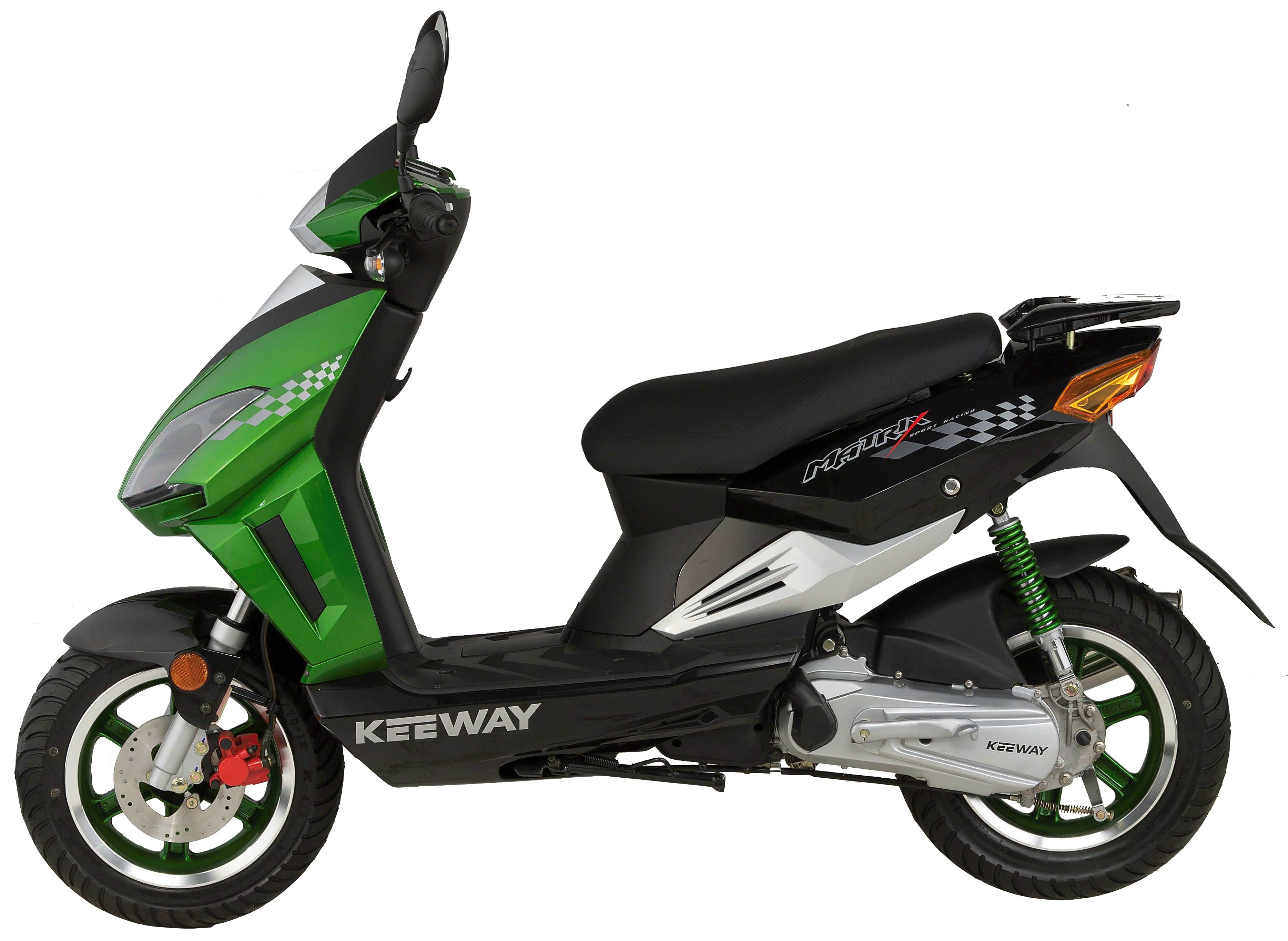 Keeway Electric Matrix #5