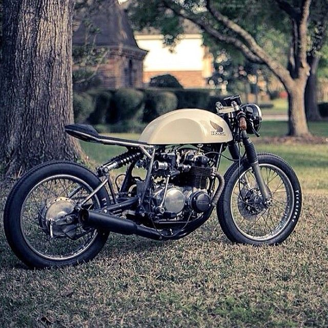 Kinetic Motorcycles #1