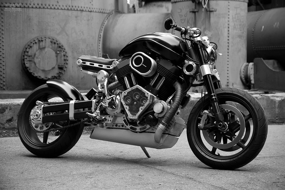 Kinetic Motorcycles #8