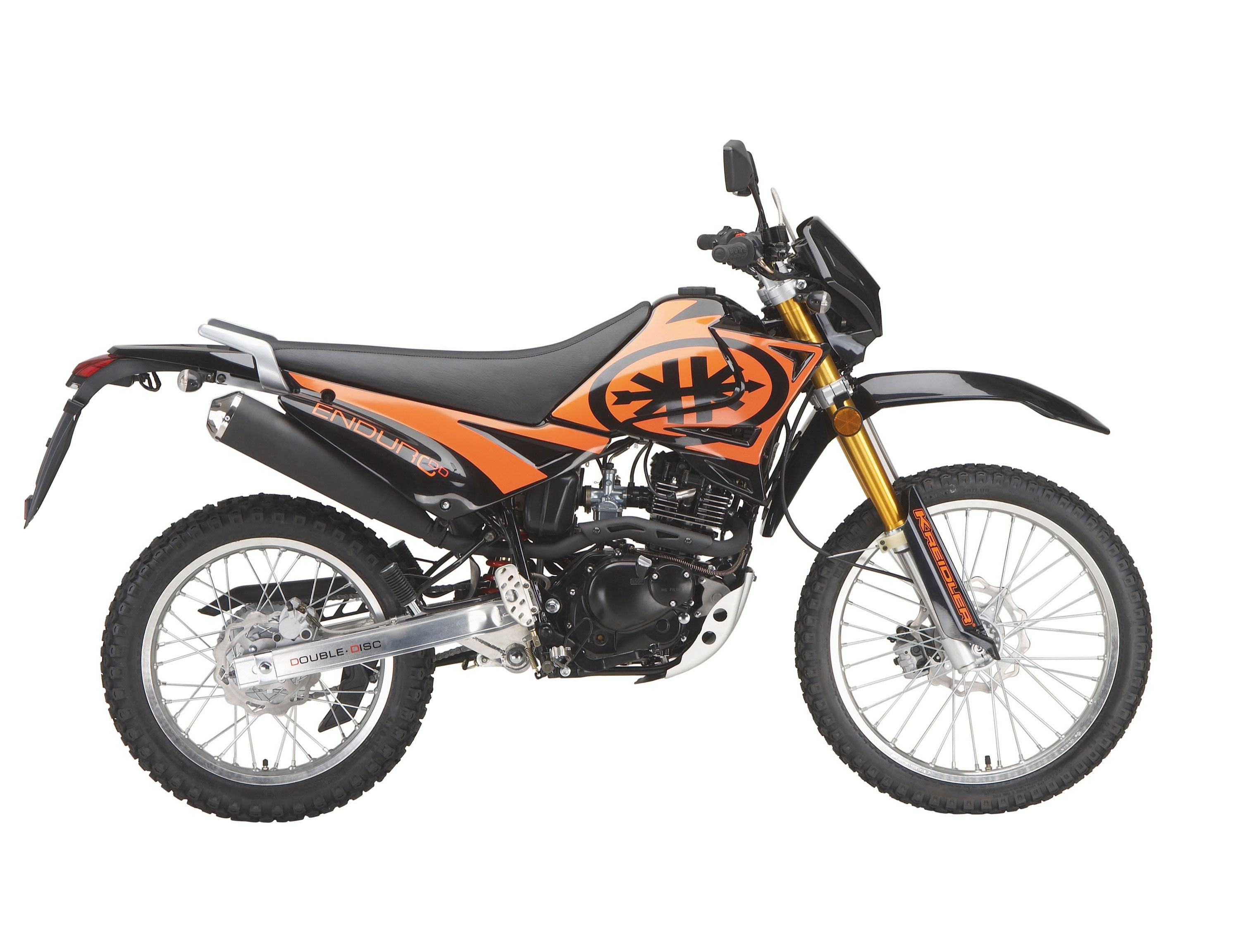 2010 kreidler enduro 125 dd moto zombdrive com. Black Bedroom Furniture Sets. Home Design Ideas