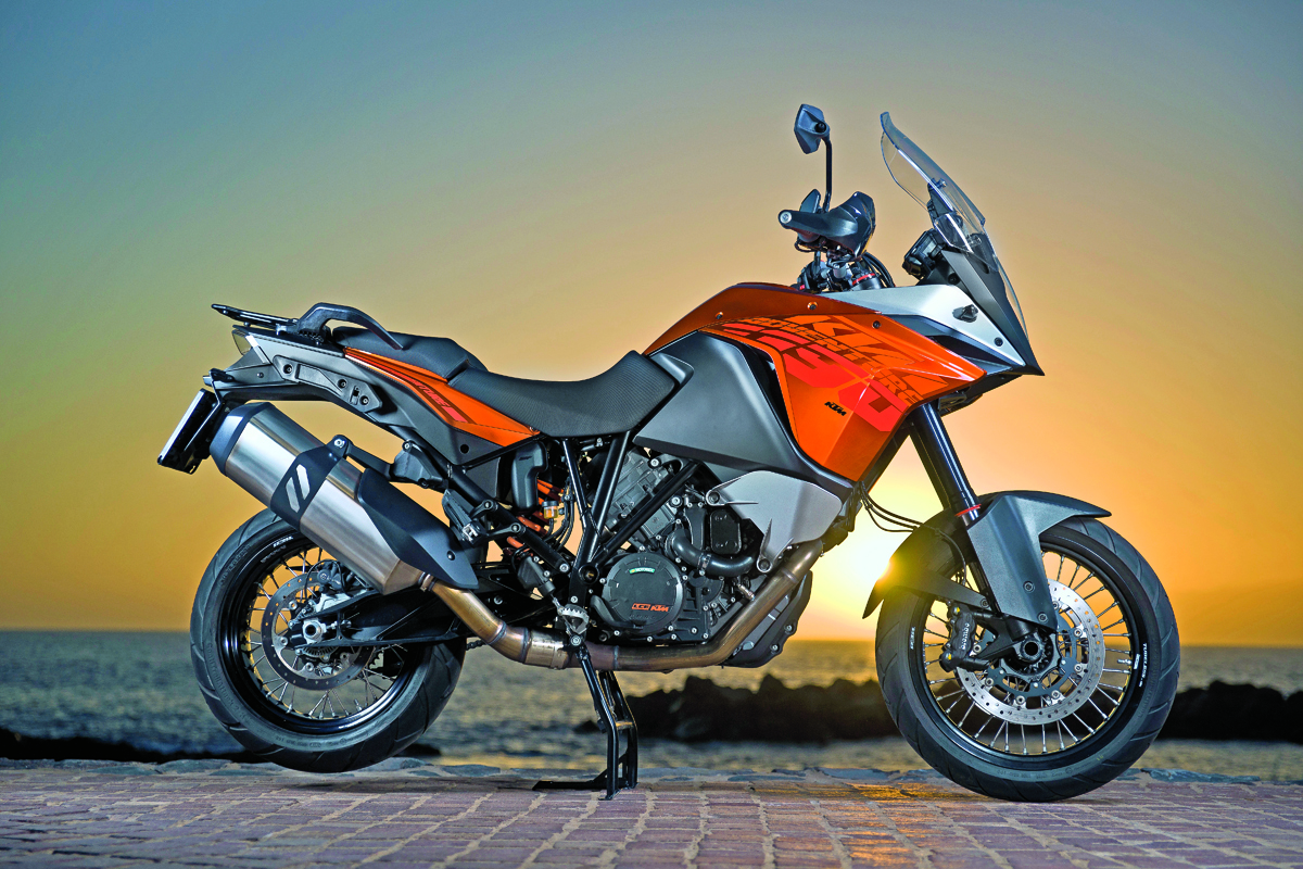 Excellent pleasure with KTM 1190 Adventure #8