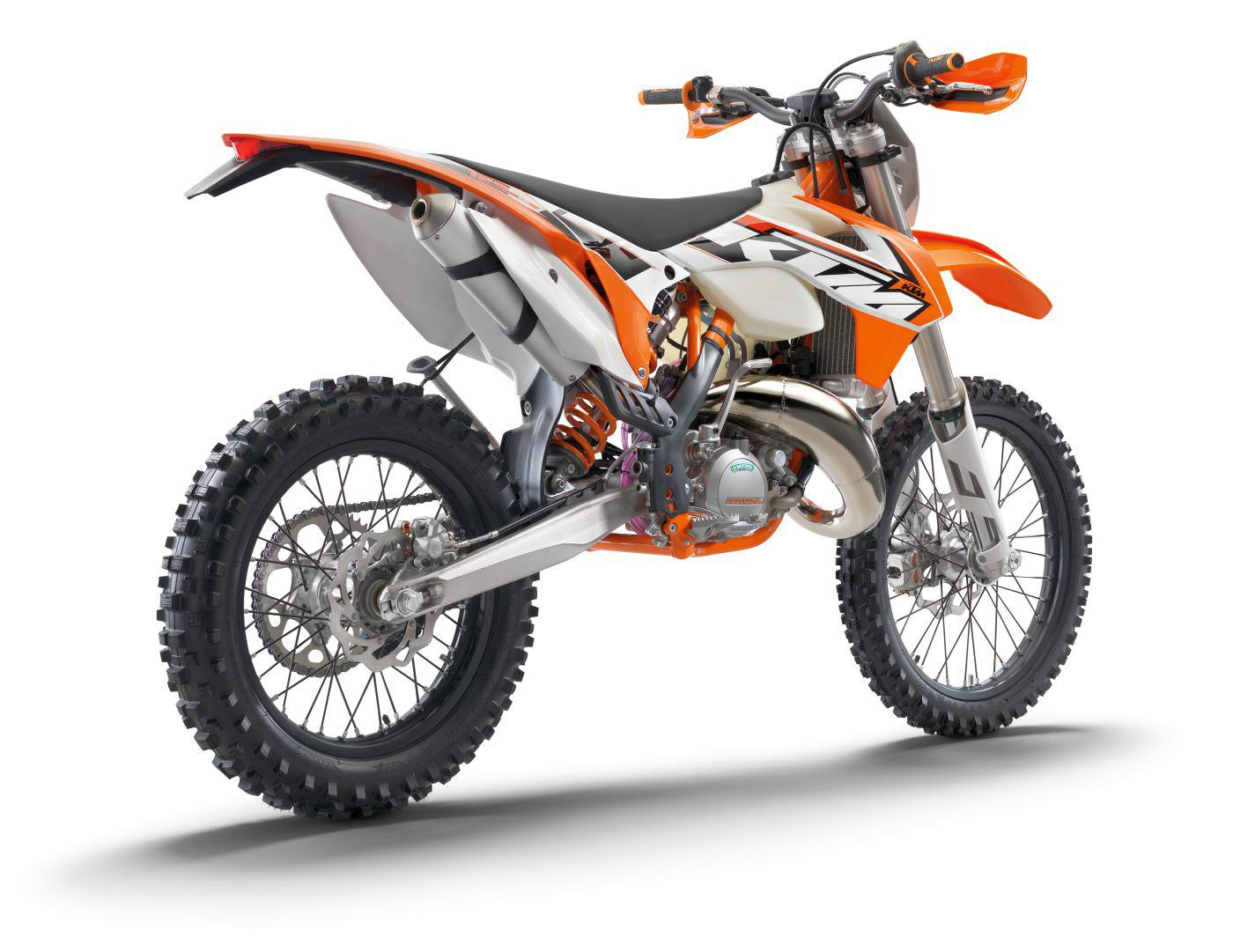 ktm ktm 125 enduro sport moto zombiedrive com. Black Bedroom Furniture Sets. Home Design Ideas