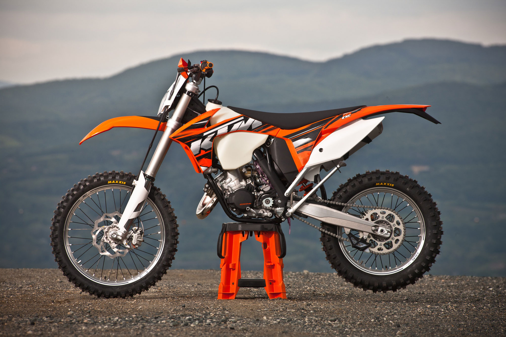 2013 KTM 125 & 250 SX - Dirt Action