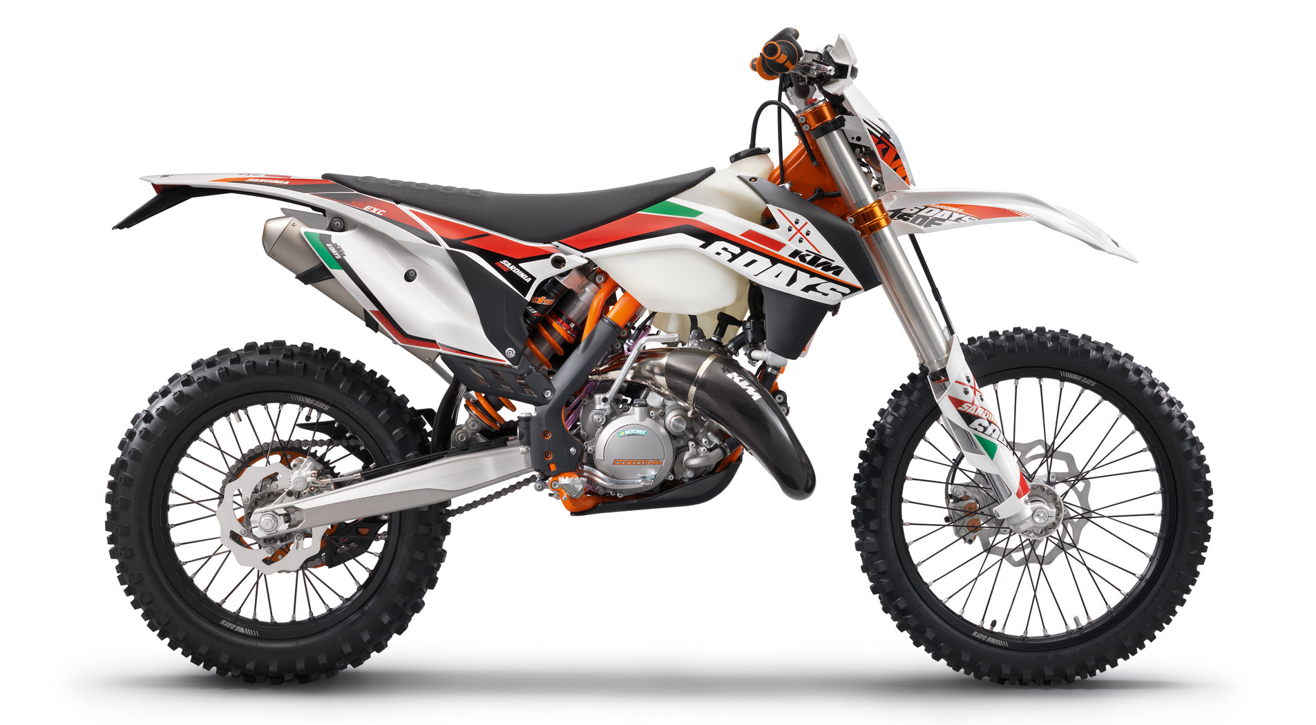 2014 ktm 125 exc six days moto zombdrive com. Black Bedroom Furniture Sets. Home Design Ideas