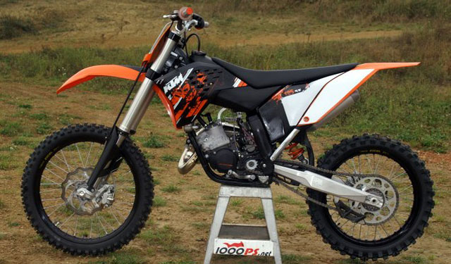 2009 ktm 125 sx moto zombdrive com. Black Bedroom Furniture Sets. Home Design Ideas