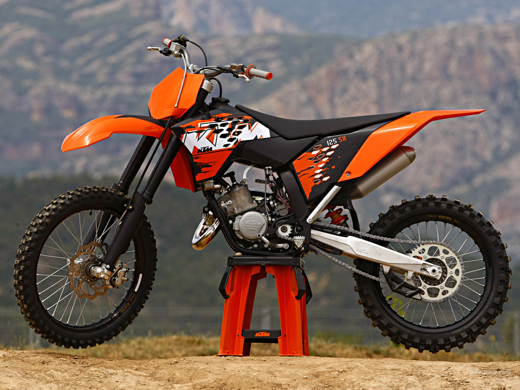 Ktm  Sx Top Speed