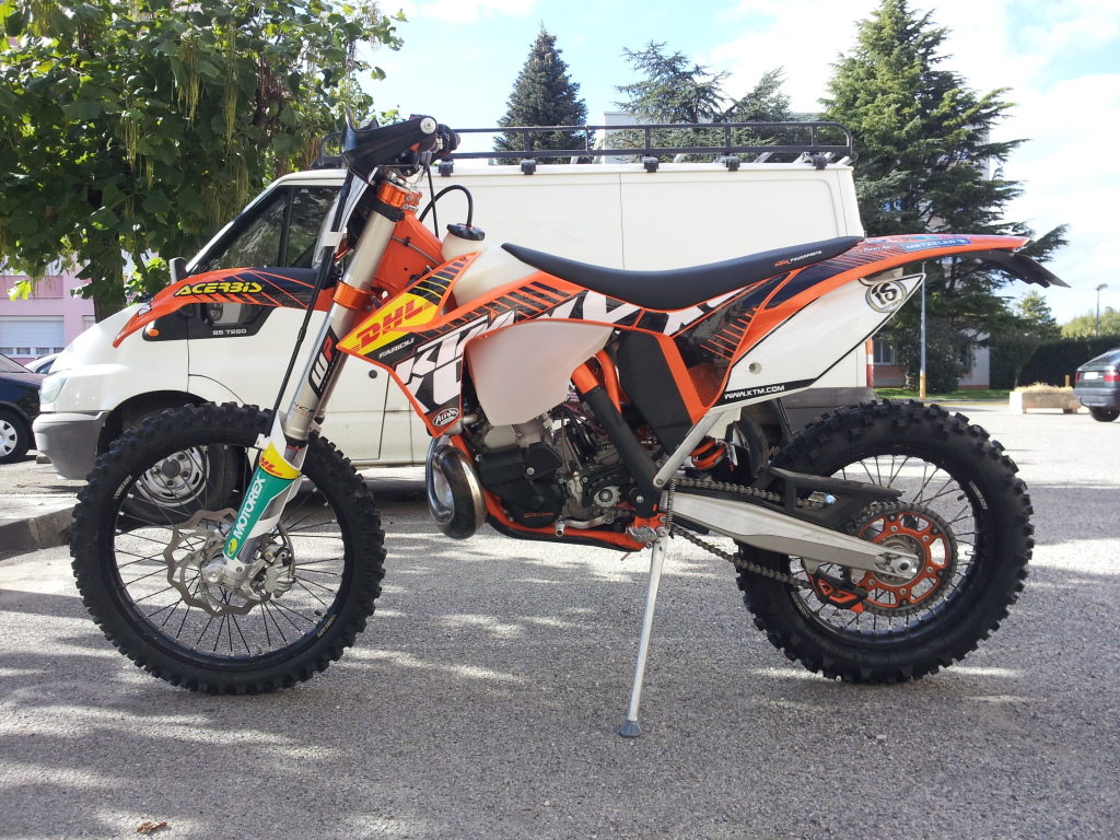 2013 ktm 300 exc six days moto zombdrive com. Black Bedroom Furniture Sets. Home Design Ideas