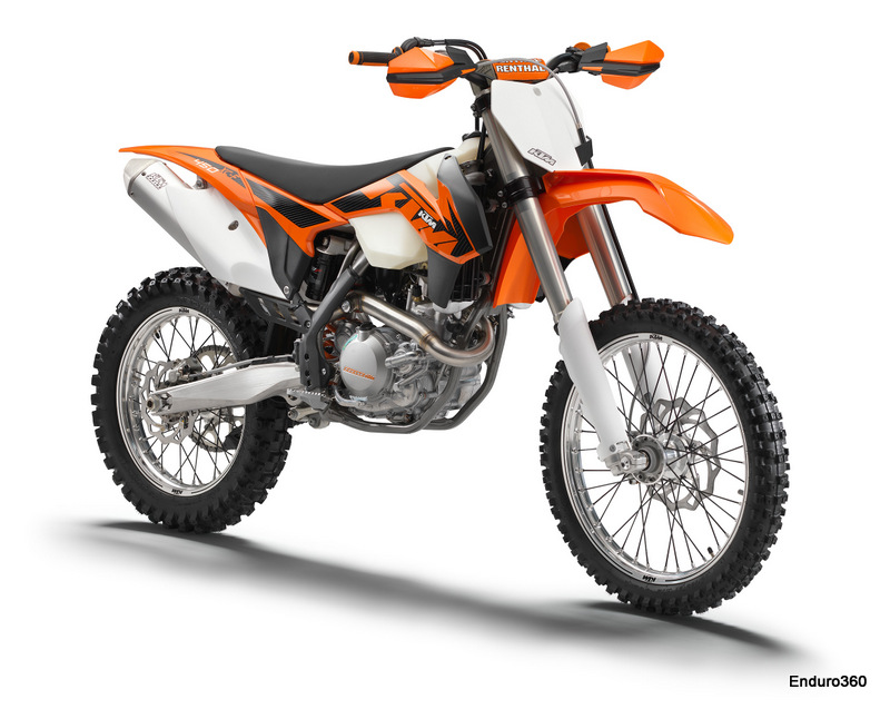 Ktm  Xcf Specifications