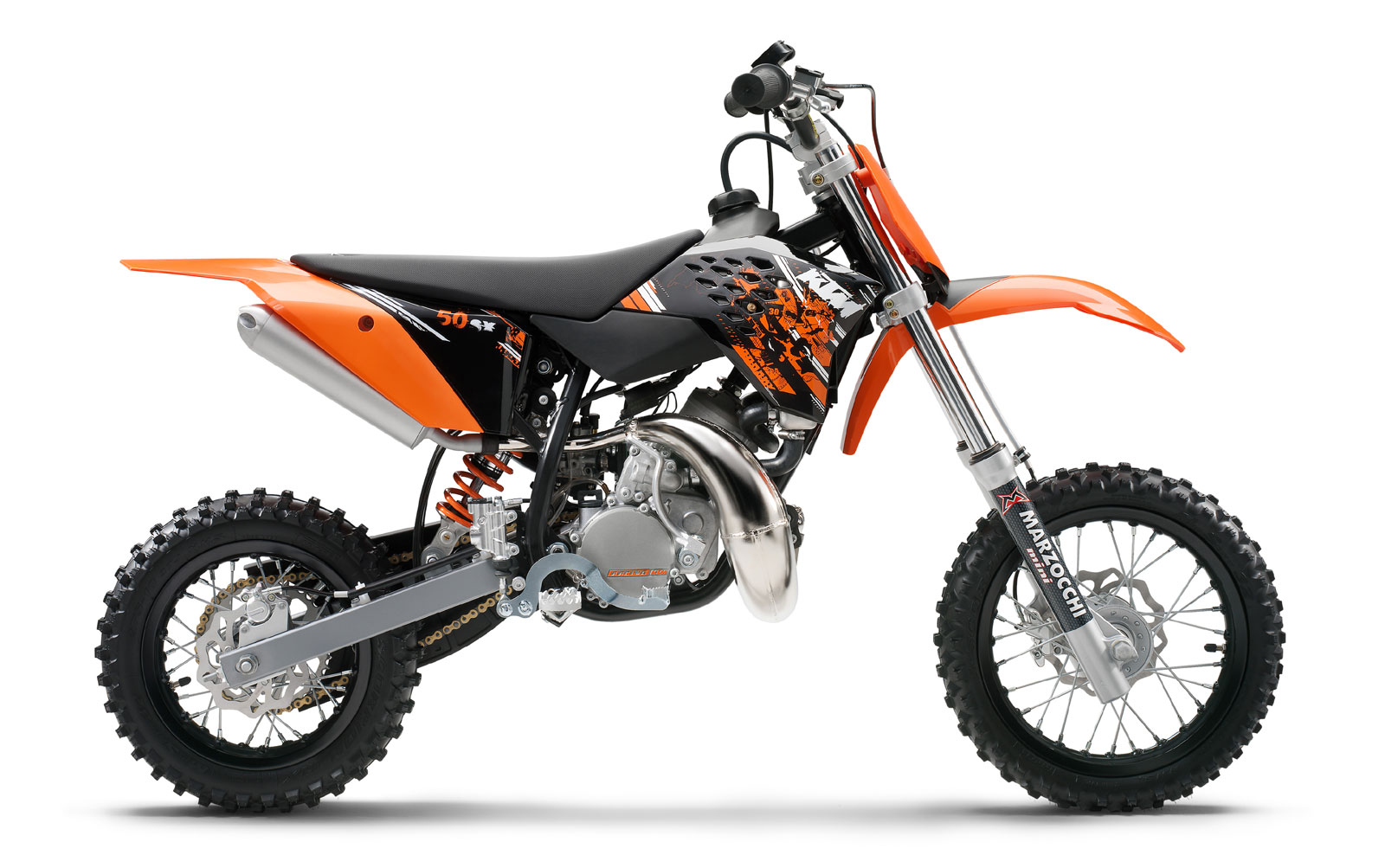 KTM 50 SX Junior 2009 #1