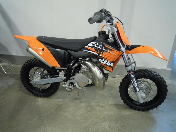 KTM 50 SX Junior 2009 #10