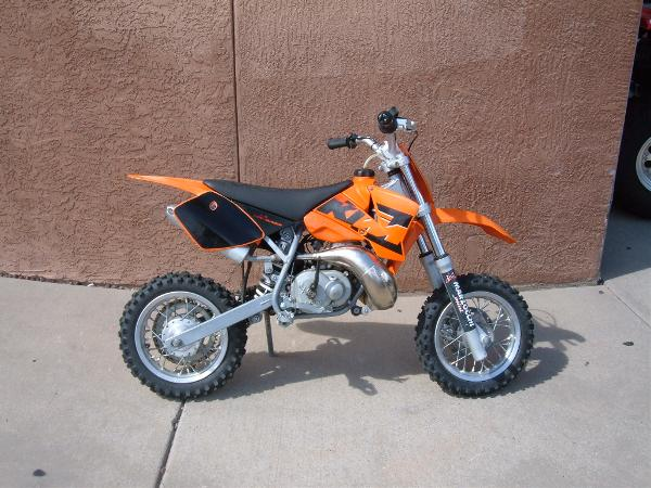 KTM 50 SX Junior 2009 #13