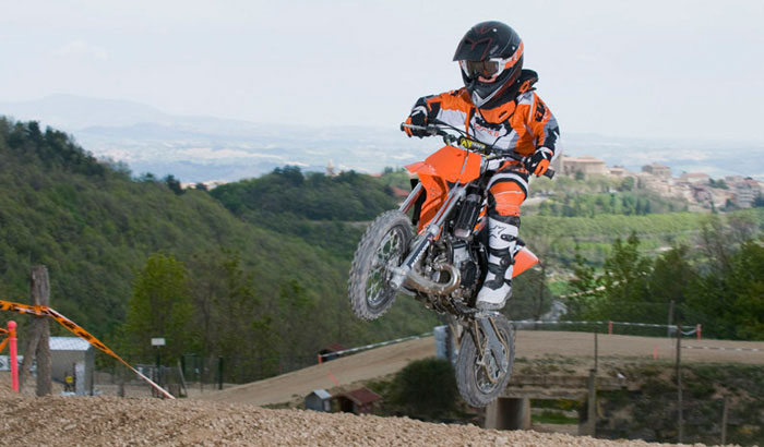 KTM 50 SX Junior 2009 #4