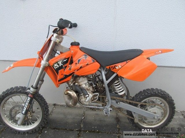 KTM 50 SX Junior 2009 #6