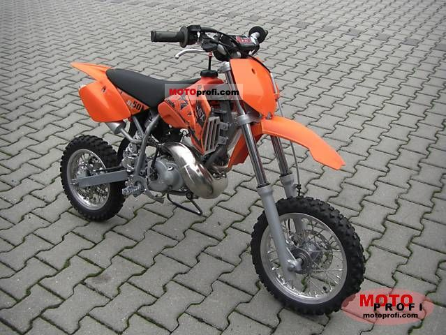 KTM 50 SX Junior 2009 #8