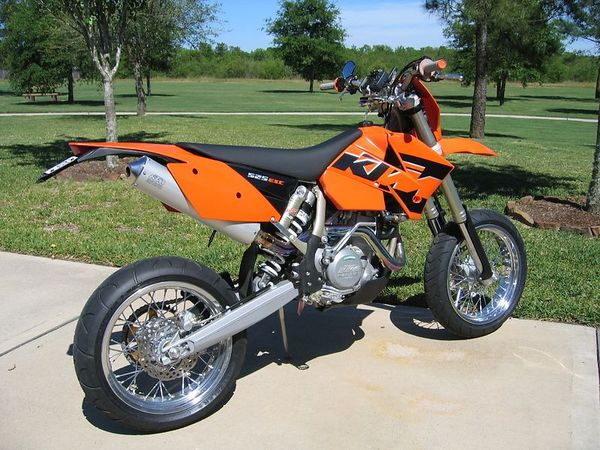 Car Picker - ktm 525 MXC USA