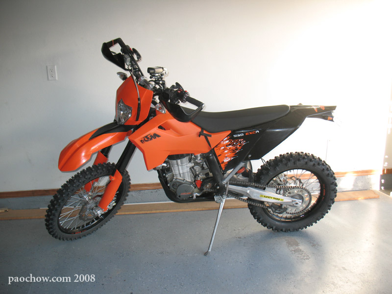 Supermoto Wheels Ktm 530 Exc Ktm 530 Exc r 2008 3