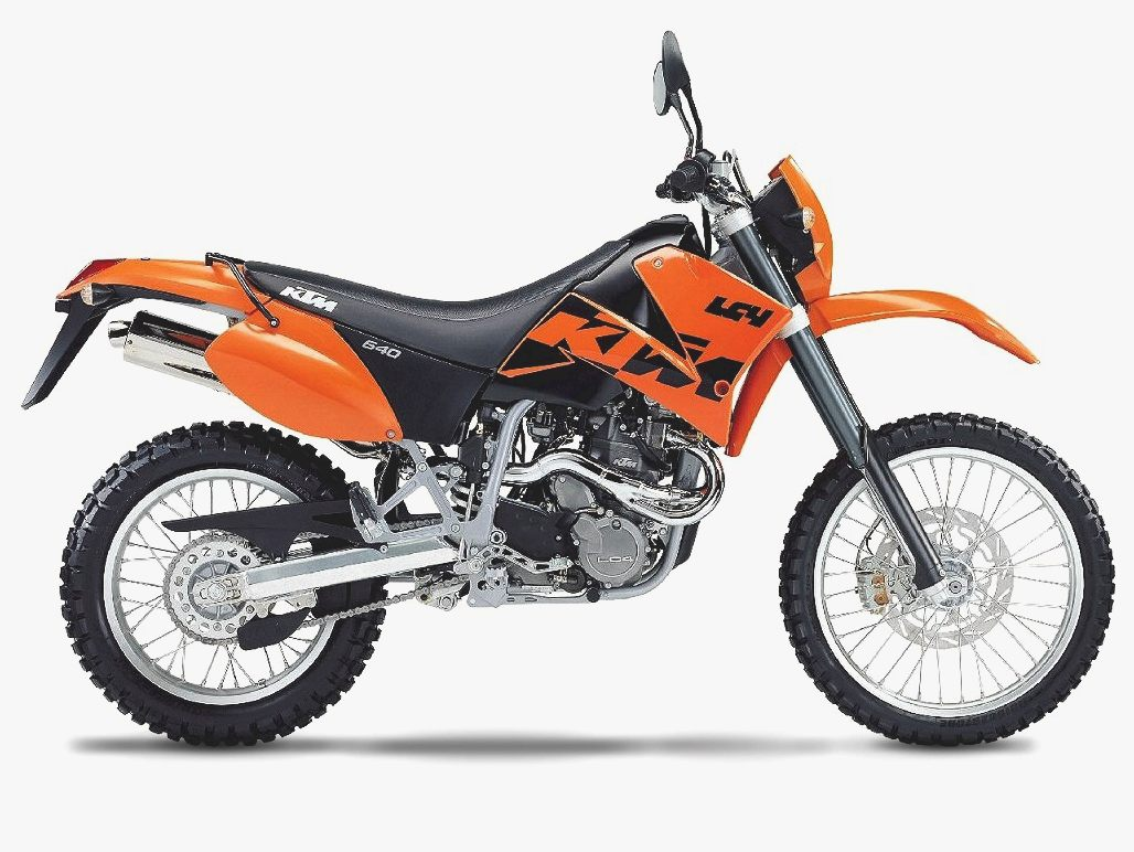 ktm ktm 600 enduro sport moto zombdrive com. Black Bedroom Furniture Sets. Home Design Ideas