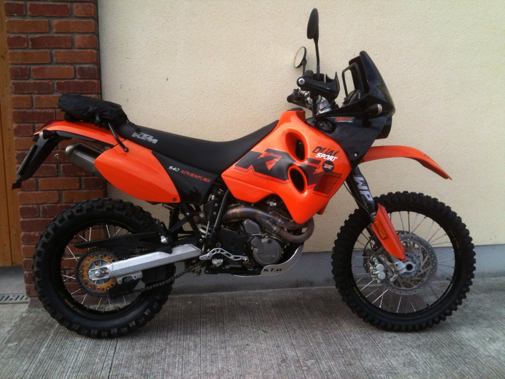 Ktm  Exc For Sale Plymouth