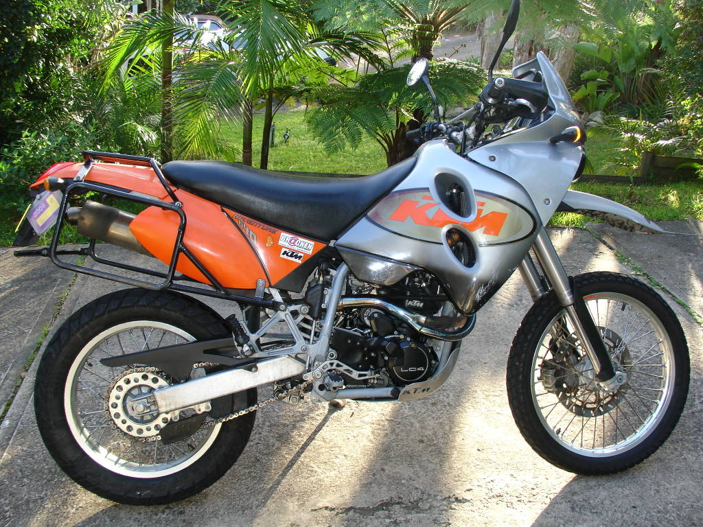 2004 ktm 640 lc4 adventure moto zombdrive com. Black Bedroom Furniture Sets. Home Design Ideas