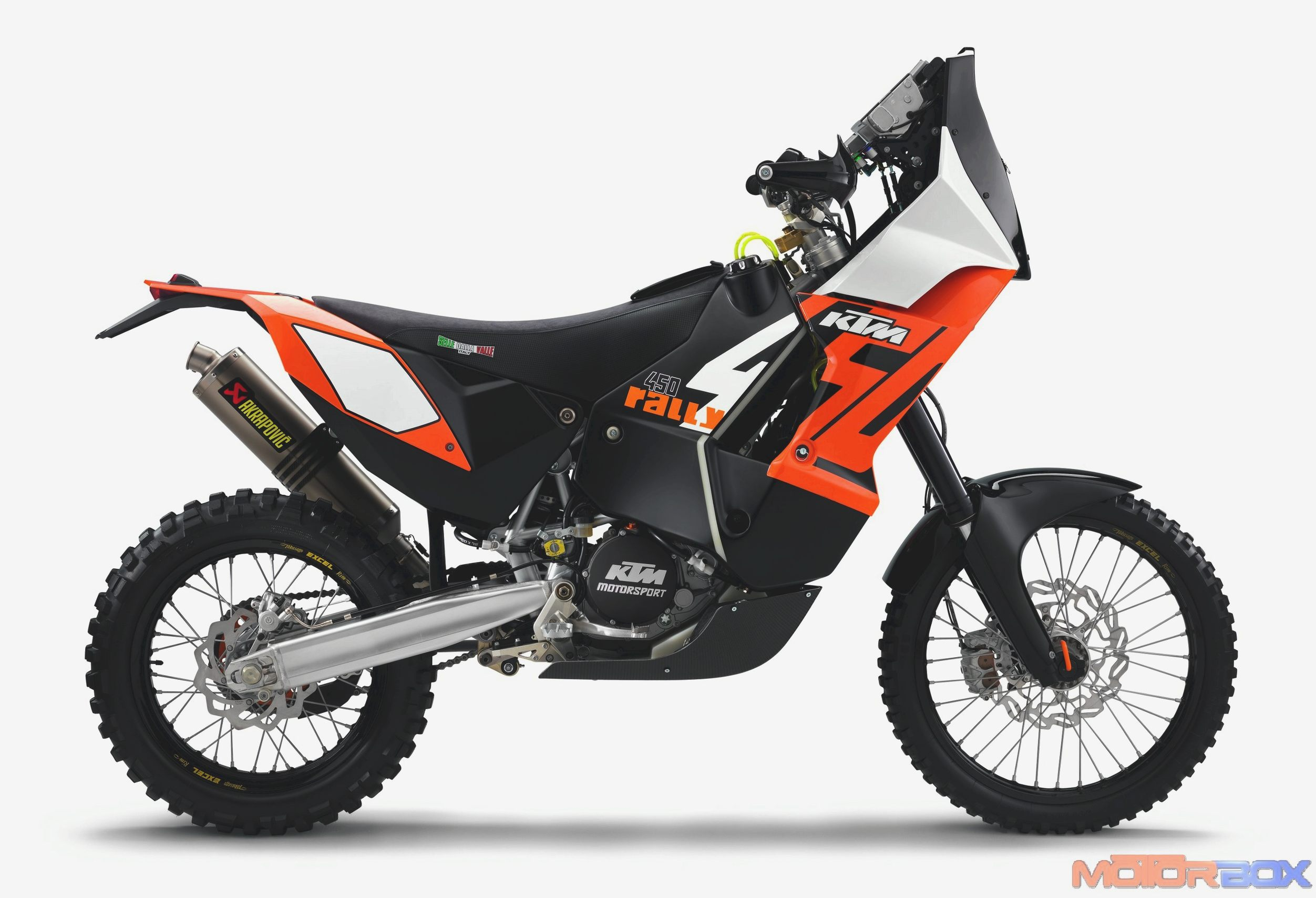 KTM 660 LC4 Rally Factory Replica 2003 #11