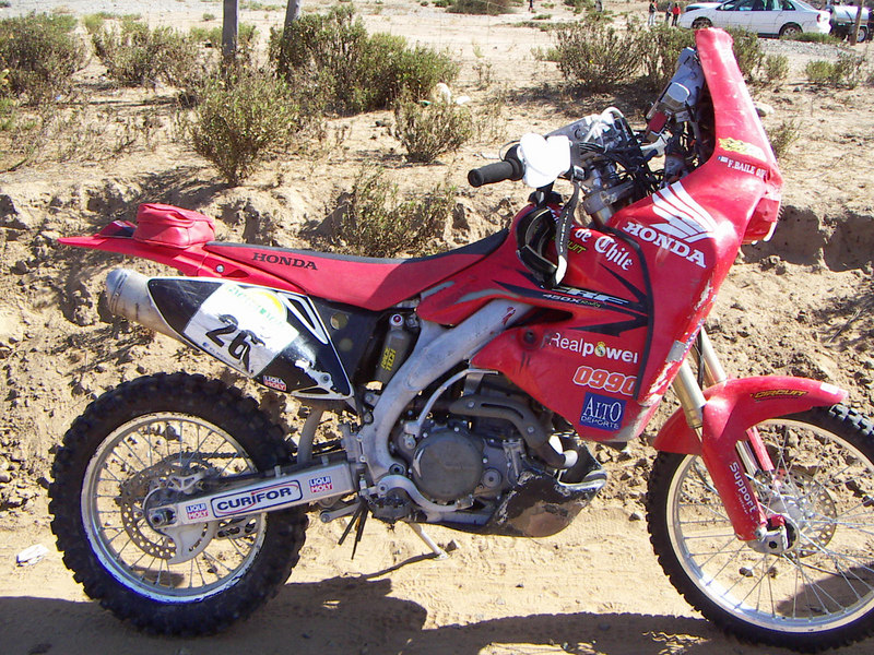 KTM 660 LC4 Rally Factory Replica 2003 #12