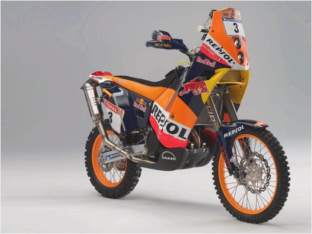KTM 660 LC4 Rally Factory Replica 2003 #14