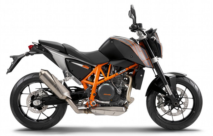 KTM 950 Adventure Silver/Orange/Black 2004 #6