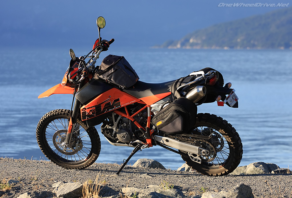 KTM 950 Super Enduro R 2008 #1