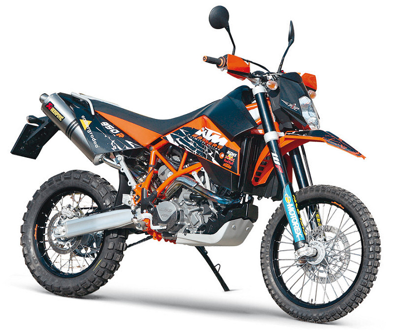KTM 950 Super Enduro R 2008 #10