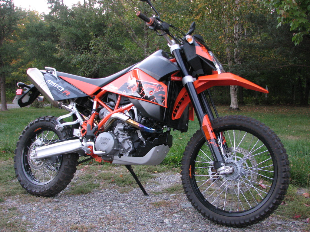 KTM 950 Super Enduro R 2008 #12