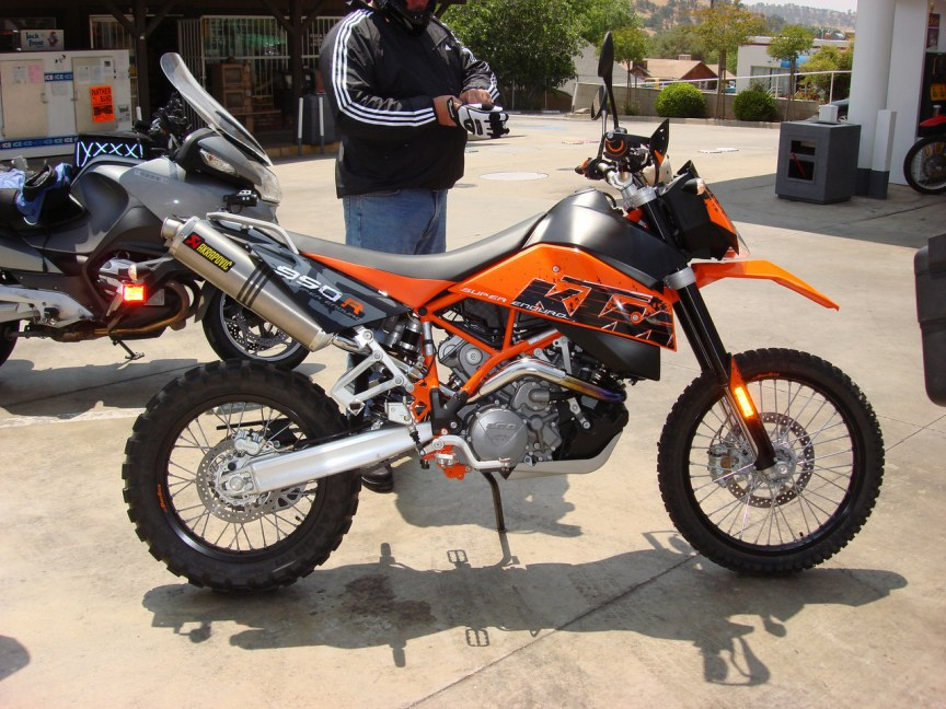KTM 950 Super Enduro R 2008 #2