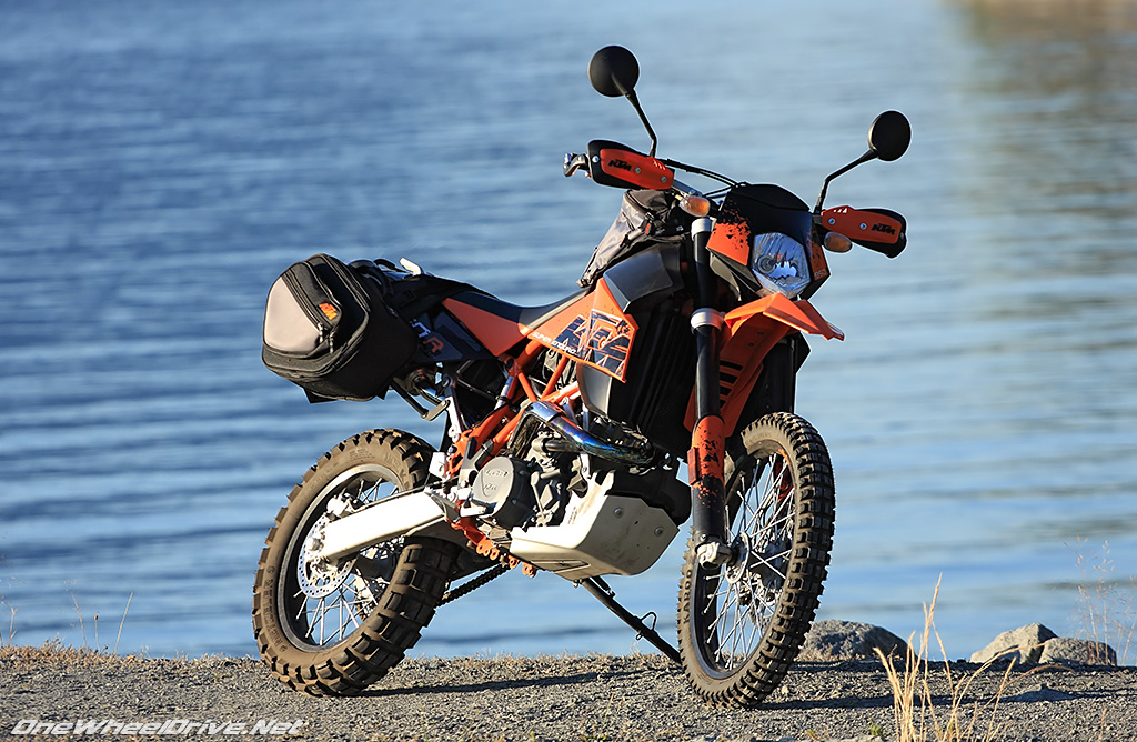 KTM 950 Super Enduro R 2008 #3