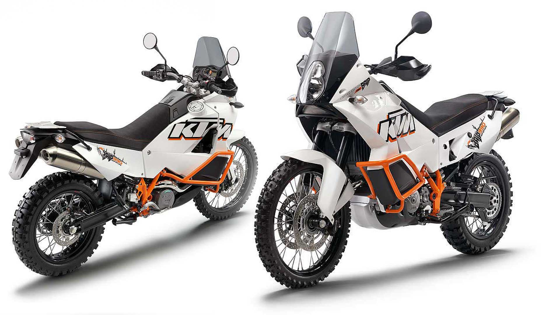 Ktm Adventure R Vs Dakar