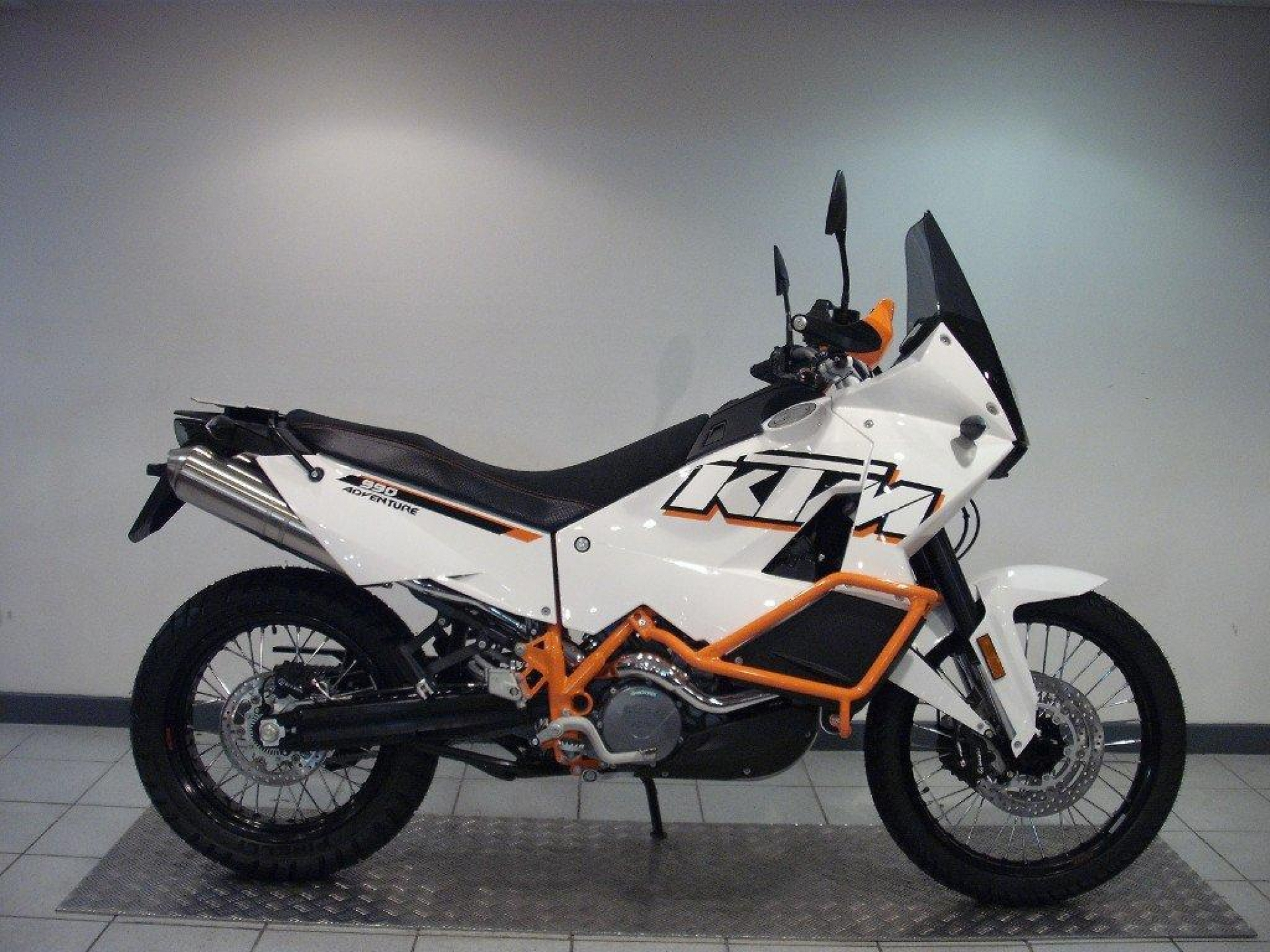 Ktm ktm 990 adventure r moto zombdrive com for Deco 990 adventure