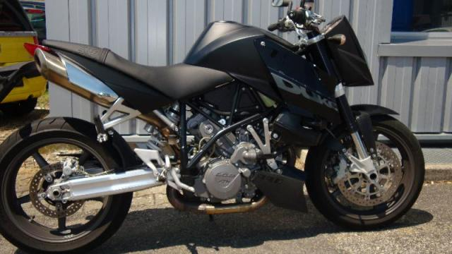 KTM 990 Superduke Black 2006 #1
