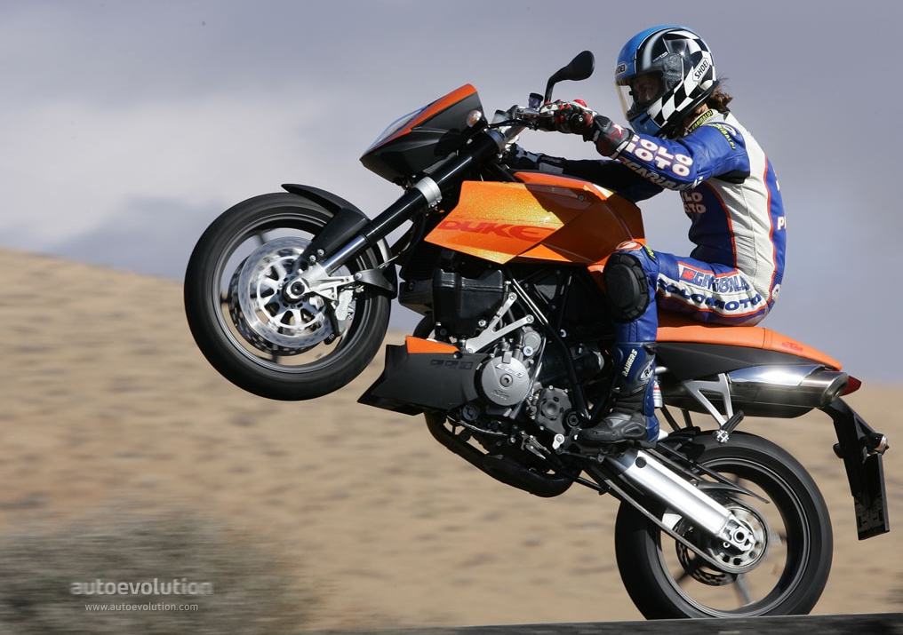 KTM 990 Superduke Black 2006 #5
