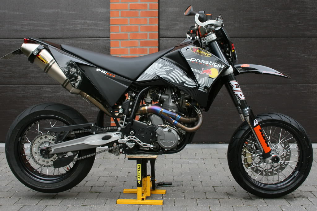 Ktm Freeride E Sm >> Car Picker - ktm LC4 640 Supermoto