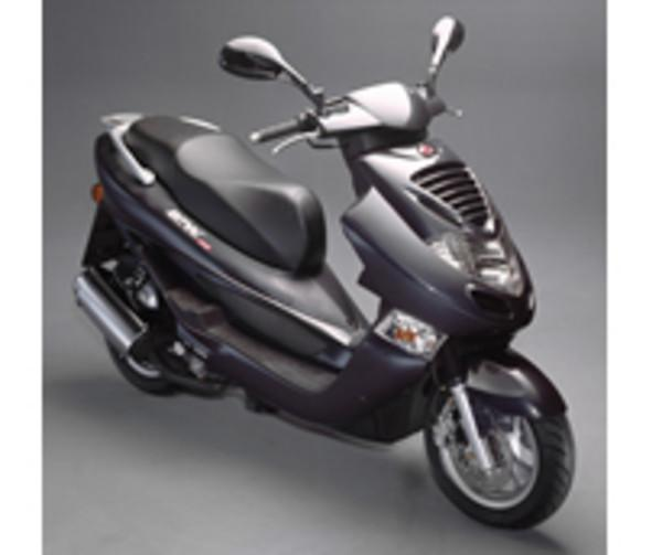 Kymco Bet and Win 125 #2