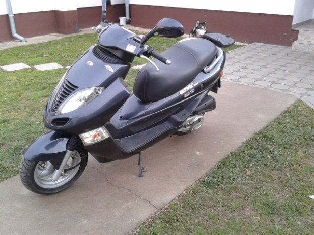 Kymco Bet and Win 125 2004 #3